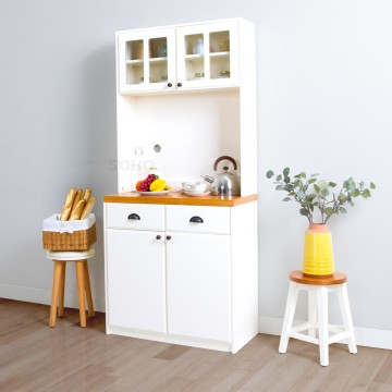 Alma Pantry 800 Natural Top