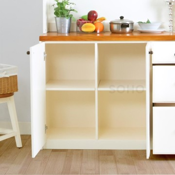 Alma Pantry 1200 Natural Top
