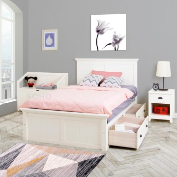 Ashley Bed 120 x 200 LP