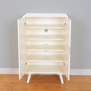 Flip Shoe Cabinet