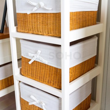 French Rattan 1 + 3