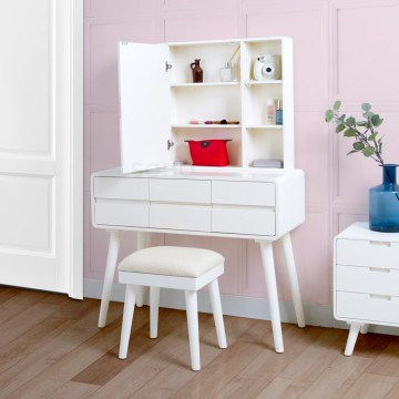 Cathy Dressing Table Ivory