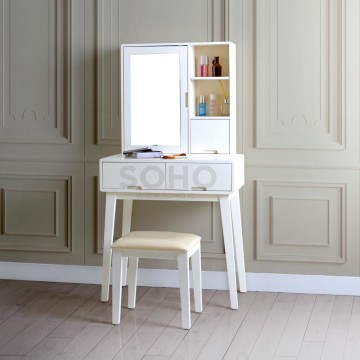 Kelly Dressing Table Plus Ivory