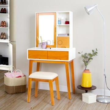 Kelly Dressing Table Plus Two Tone