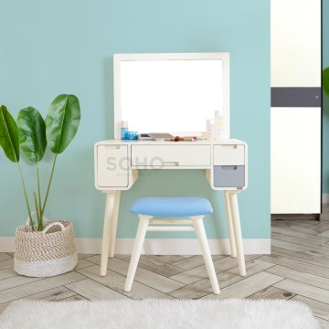 Andrea Dressing Table Blue