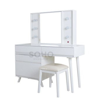 Tiffany Dressing Table with LED