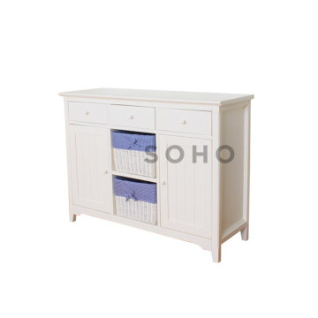 Adante 2 Baskets Ivory Blue