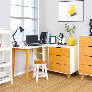 Helsinky Desk Two Tone