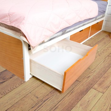 Helsinky Bed 180 x 200 Two Tone