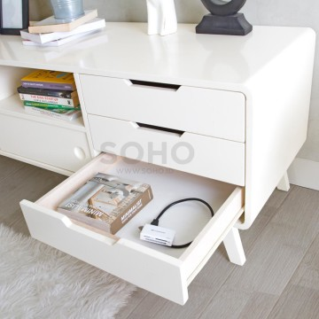 Helsinky TV Large 1800 Ivory