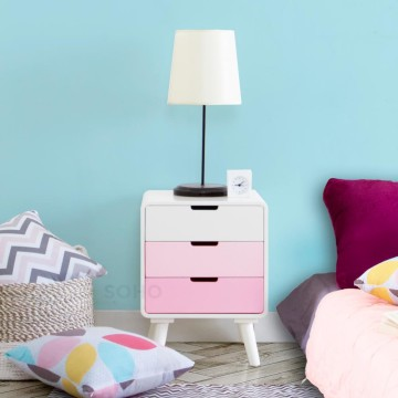 Sunny Nighstand Pink