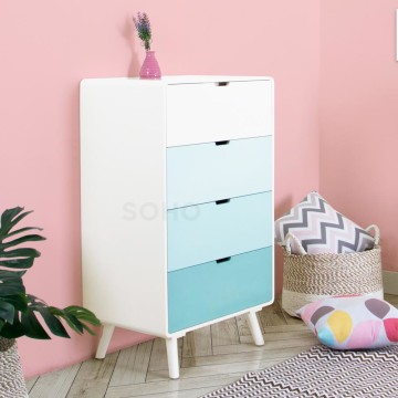 Sunny 4 Drawers Tosca