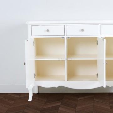 Vienna Credenza Ivory