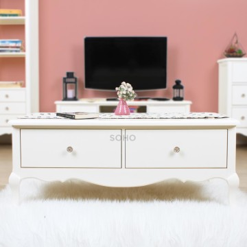 Vienna Coffee Table Ivory