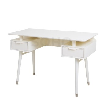 Billy Desk Ivory