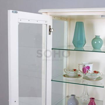 Angels Display Cabinet