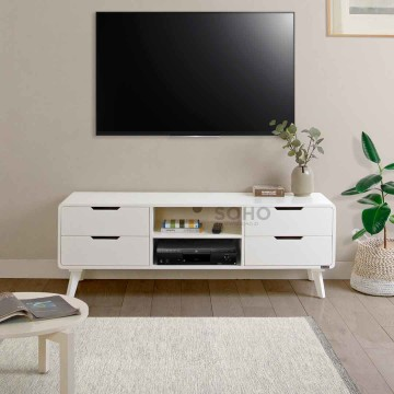 Helsinky TV Small 1400 Ivory