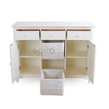Adante 2 Baskets Ivory