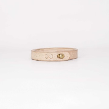 SYH BRACELET NATURAL ROUGHOUT