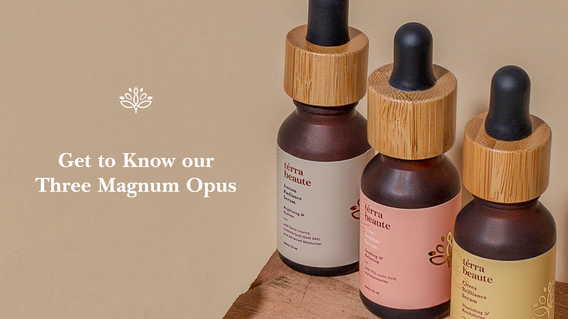 Get To Know Our Serum