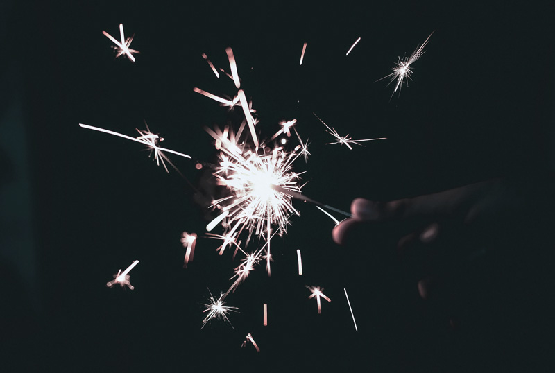 FUN IDEAS TO CELEBRATE NEW YEAR'S EVE AT HOME image