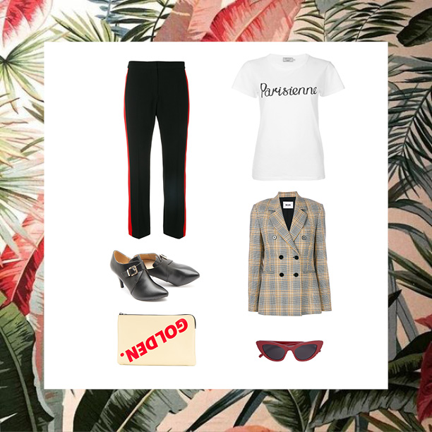 Mademoiselle in Vicari: What To Wear For Office image