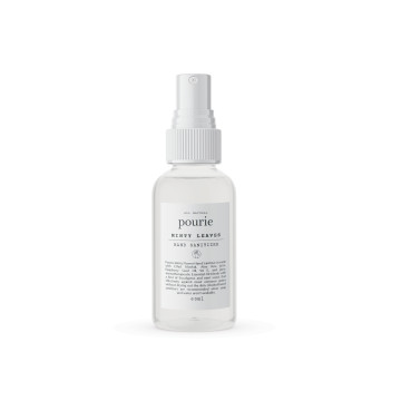 Minty Leaves Hand Sanitizer 60 ml